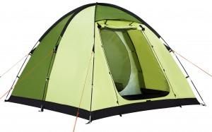 zaļa telts