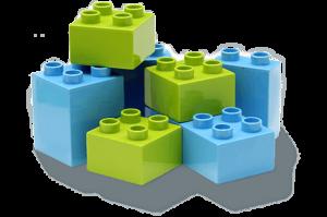 Zaļi lego kluči