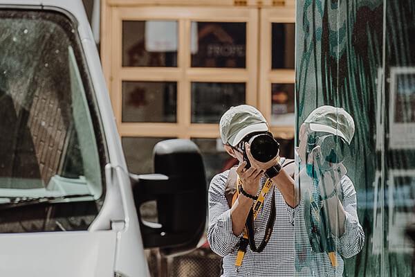 jaunas digitālās fotokameras; lietoti fotoaparāti