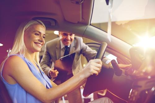sieviešu auto izvēle